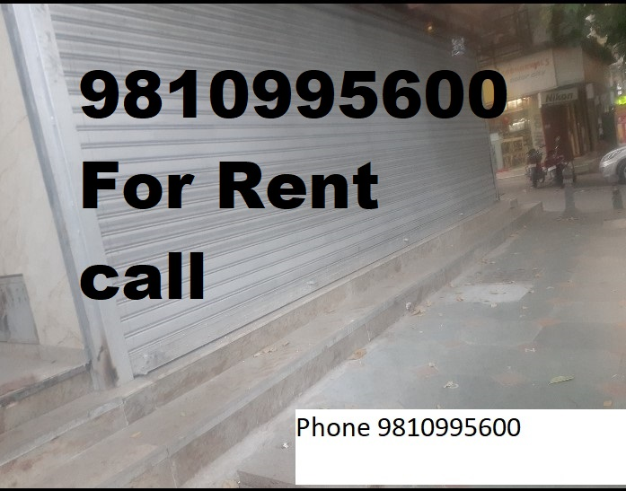 Shop or Showroom for Rent in Gole Market, Bhagat singh Market, New Delhi 400 Sq ft. Area Connecting Cp to West delhi